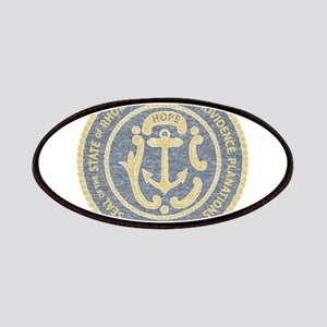 Vintage Rhode Island Seal Patches