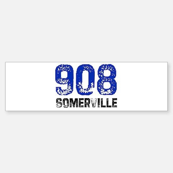 908 Bumper Bumper Bumper Sticker
