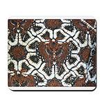 African Print Mousepad
