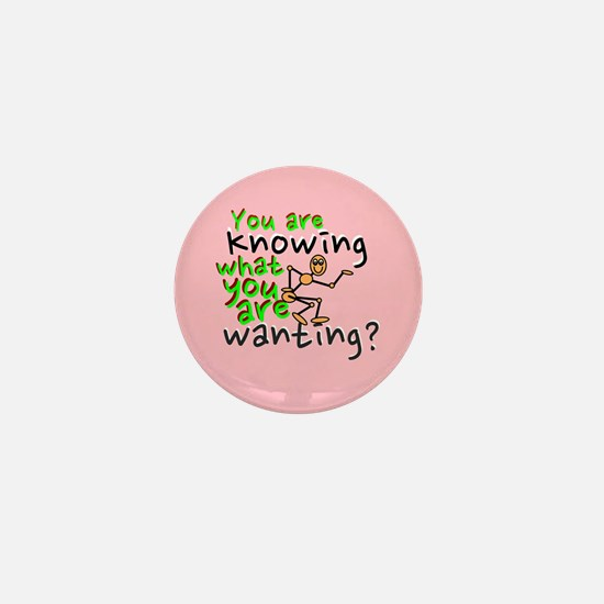 knowingBB Mini Button