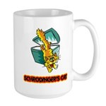 Schrodinger's Cat Large Mug