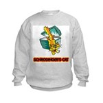 Schrodinger's Cat Kids Sweatshirt