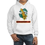 Schrodinger's Cat Hooded Sweatshirt