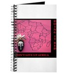 Going AFRICA Red Journal