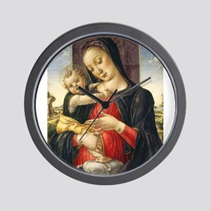 Bartolomeo Vivarini - Madonna and Child Wall Clock