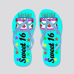MARVELOUS 16TH Flip Flops