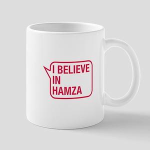 I Believe In Hamza Mug