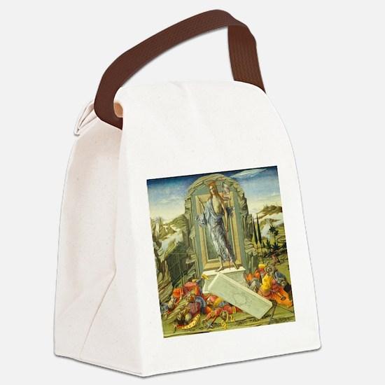 Benvenuto di Giovanni - The Resurrection Canvas Lu