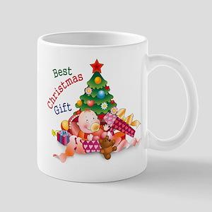 Baby-girl Christmas Gift Mug
