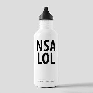 NSA LOL Water Bottle