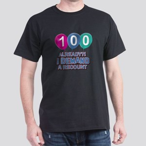 100 year old ballon designs Dark T-Shirt