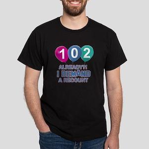102 year old ballon designs Dark T-Shirt