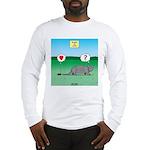 Pill Bug and Armadillo Long Sleeve T-Shirt