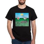 Pill Bug and Armadillo Dark T-Shirt