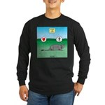 Pill Bug and Armadillo Long Sleeve Dark T-Shirt