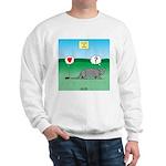 Pill Bug and Armadillo Sweatshirt