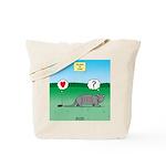 Pill Bug and Armadillo Tote Bag