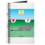 Pill Bug and Armadillo Journal
