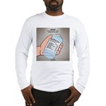 Water Nutritional Value Long Sleeve T-Shirt
