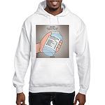 Water Nutritional Value Hooded Sweatshirt