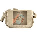 Water Nutritional Value Messenger Bag