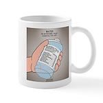 Water Nutritional Value Mug