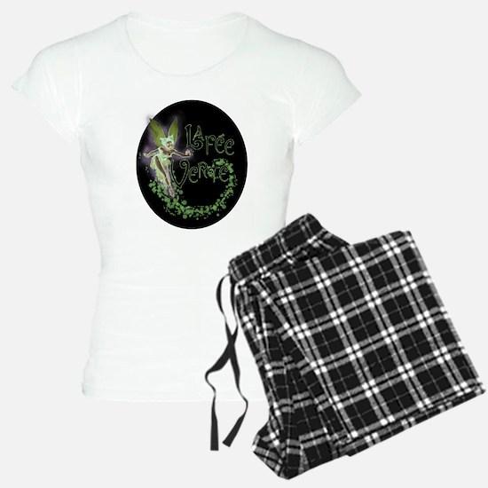 Dark Absinthe Fairy Pajamas