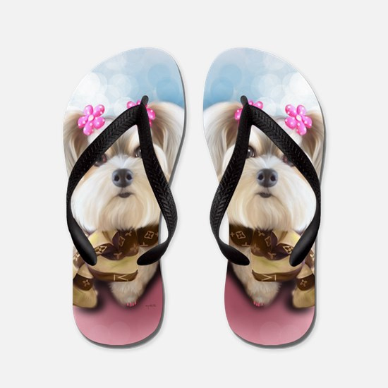 Morkey Joy Flip Flops
