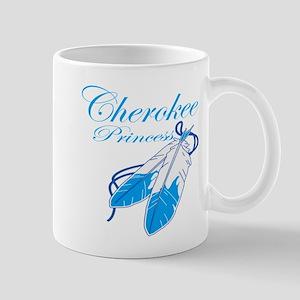 Turquoise Cherokee Princess Mug