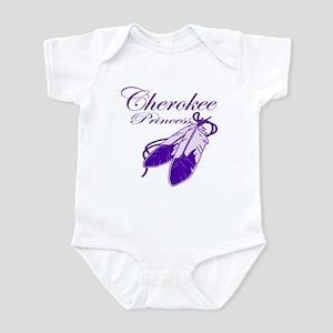 Purple Cherokee Princess Infant Bodysuit
