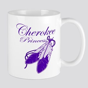 Purple Cherokee Princess Mug