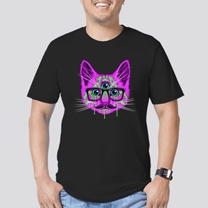 Hallucination Cat T-Shirt