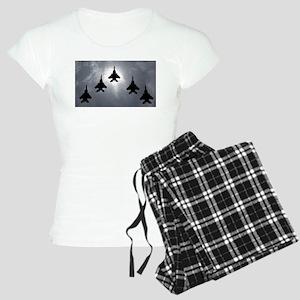 Plane eclipse Pajamas
