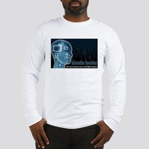Information operations Long Sleeve T-Shirt