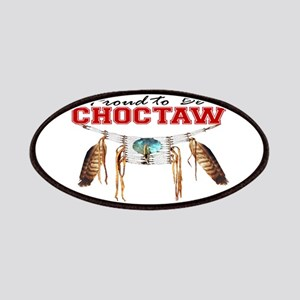Proud to be Choctaw Patches