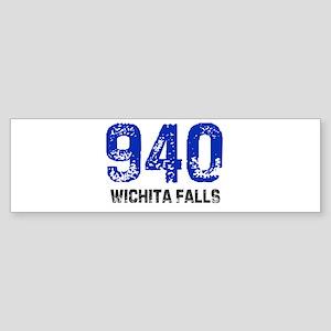 940 Bumper Sticker