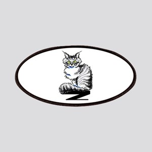Maine Coon Tabby Patches