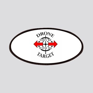 DRONE TARGET Patches