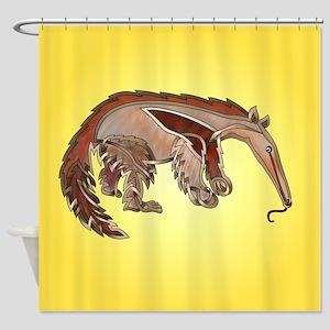Anteater Shower Curtain