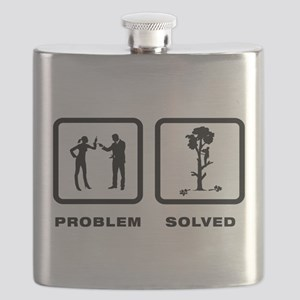 Tree Trimmer Flask