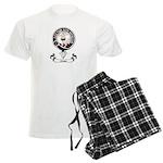 Badge - Glass Men's Light Pajamas