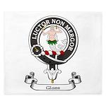 Badge - Glass King Duvet
