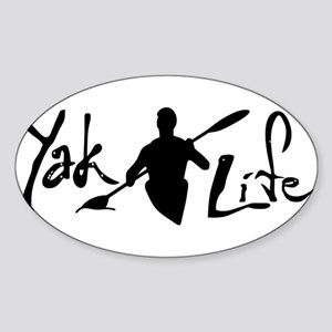 YakLife Logo Sticker