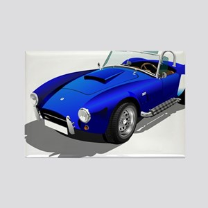 1965 Cobra 427 SC Rectangle Magnet