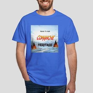 Comanche Heritage Dark T-Shirt