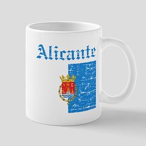 Alicante flag designs Mug