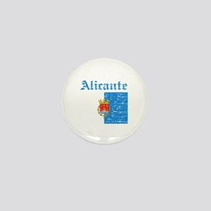 Alicante flag designs Mini Button
