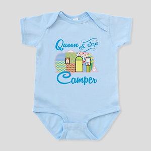 Queen of the Camper Body Suit