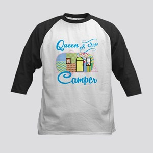Queen of the Camper Baseball Jersey