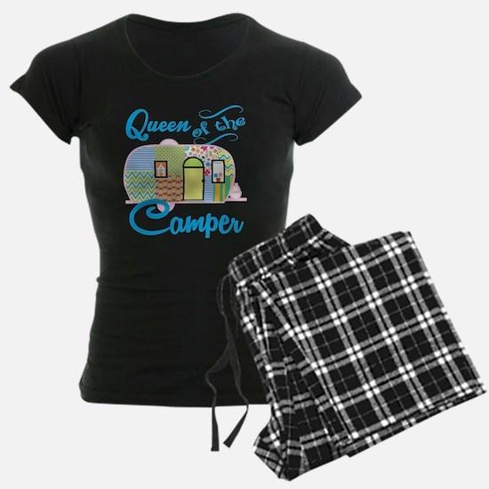 Queen of the Camper Pajamas